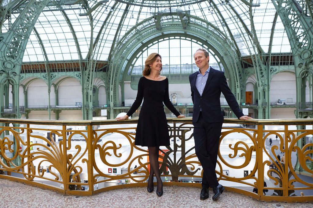 Paris Photo : Rencontre avec Florence Bourgeois & Christoph Wiesner