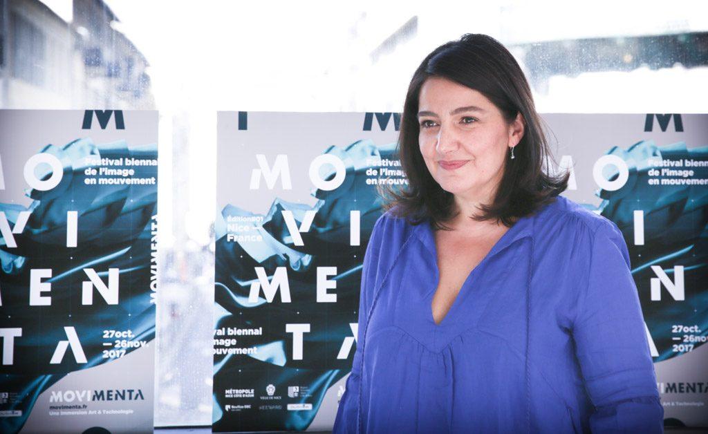 Camera Camera : Rencontre avec Marianne Khalili Roméo, directrice de L'ECLAT, à l'initiative de MOVIMENTA
