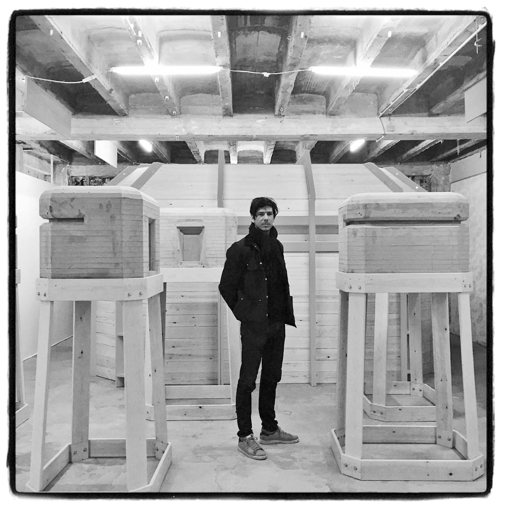 Rencontre avec Raphaël Denis, Galerie Sator