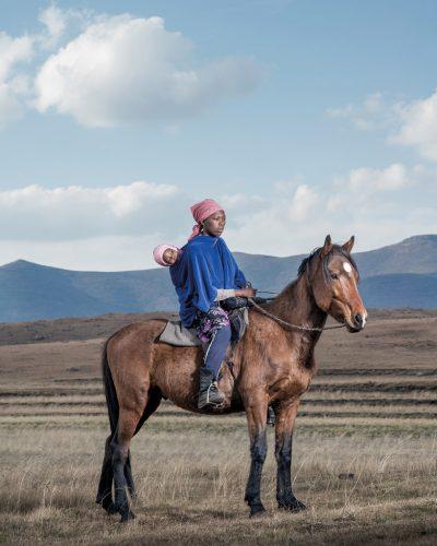 Thom-Pierce-Mamasisi-and-Masisi-Letsapo---Mohlakeng--Lesotho-Artco