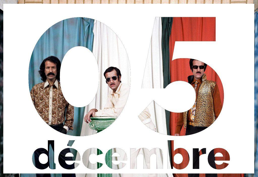 Le Calendrier de l'Avent Spécial Edition Photo : 5 Décembre