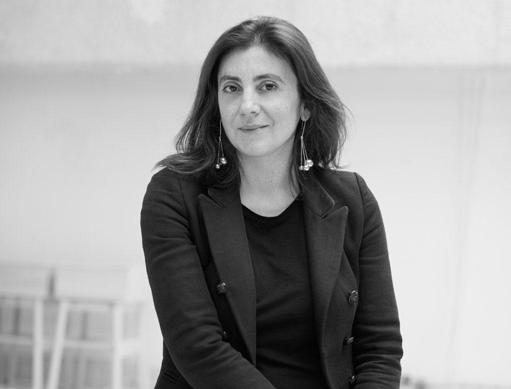 Rencontre avec Liza Szlezynger, Association française de développement des centres d'art contemporain