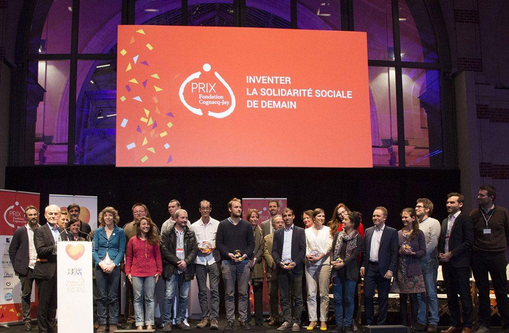 Les innovateurs solidaires de demain au Cent-Quatre Paris par la Fondation Cognacq-Jay