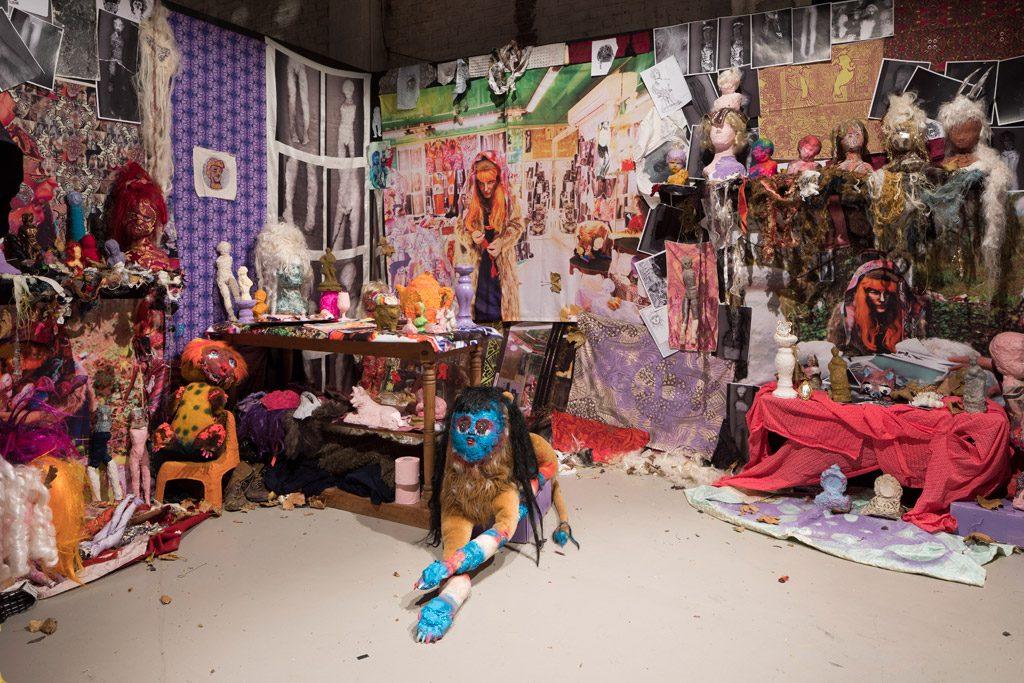 Les résidences d'artistes de la Fondation d'entreprise Hermès au Palais de Tokyo