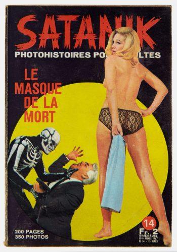 10_Satanik_Couverture_1967(c)cliche_Josselin_Rocher