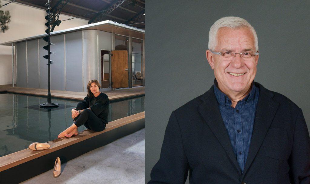 Edition Belge d'Art [ ] Collector : Interview croisée Jacques Deret et Valérie Bach