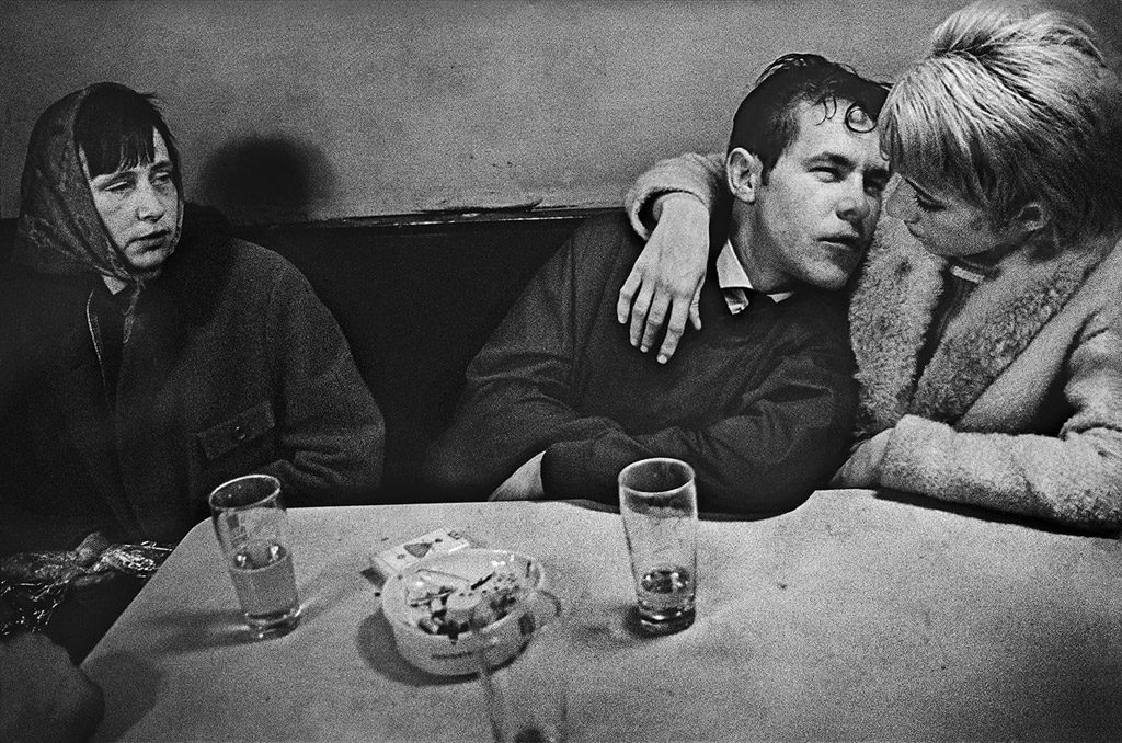Saint-Petersburg : Inauguration de l'exposition d'Anders Petersen