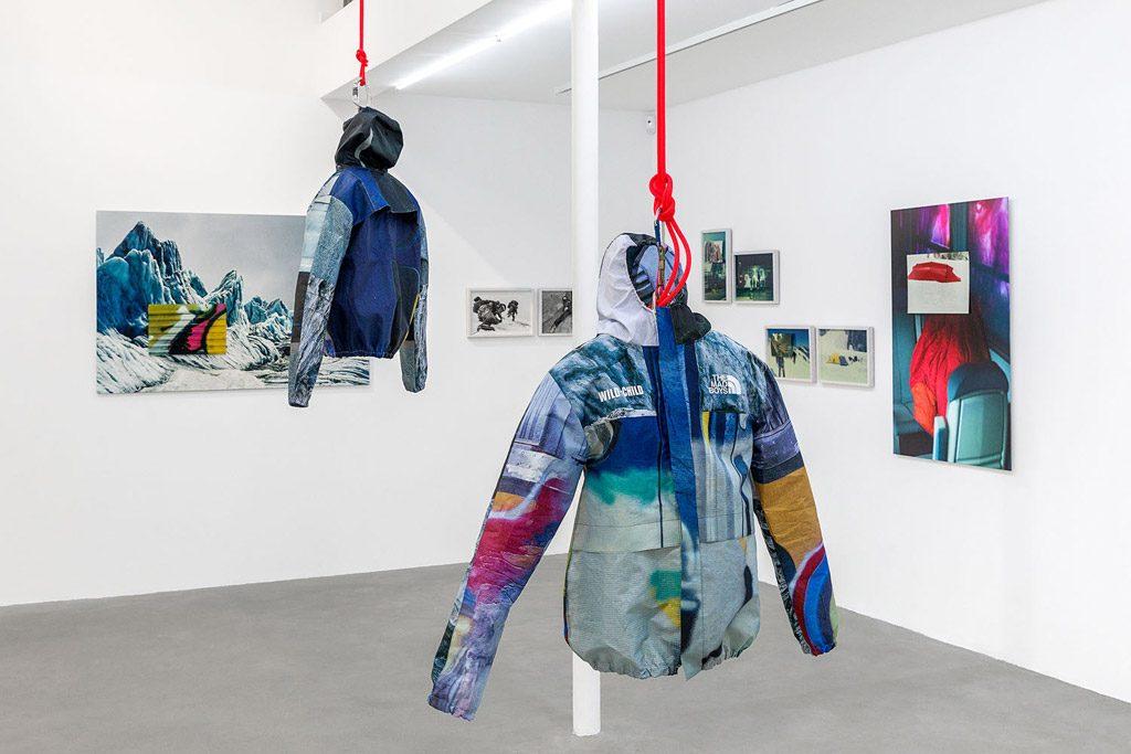 Les conquérants de l'inutile de Fabrice Yencko à la Galerie Rabouan Moussion