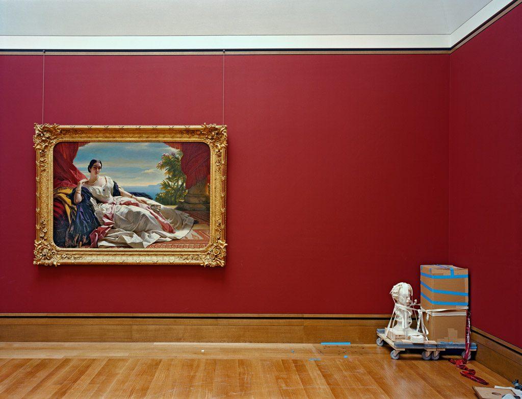 Los Angeles : Ouverture de l'exposition de Robert Polidori
