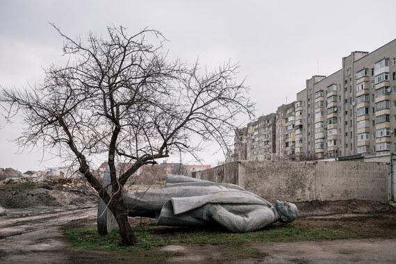 Vevey : Ouverture de l'exposition «Looking for Lenin»