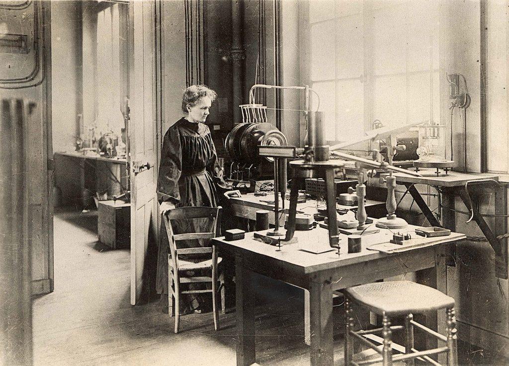 Marie Curie. La savante aux deux Prix Nobel et le roman de sa vie au Panthéon