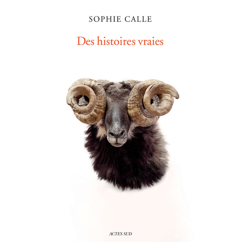 Sophie Calle, Des Histoires vraies