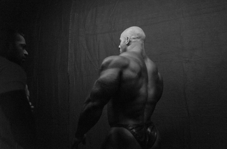 Big-Ramy-in-backstage-(Arnold-Classic-Europe-2015---Madrid,-Spain)