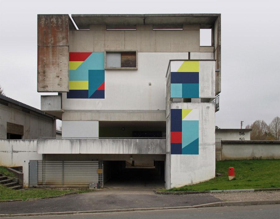 Eltono, un minimaliste dans la ville