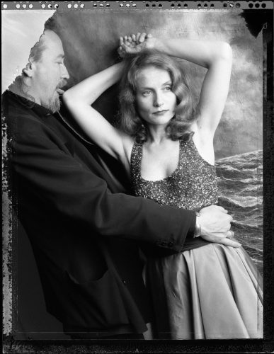 Isabelle-Huppert-Werner-Schroeter-1991-©-Total-Baumann-min