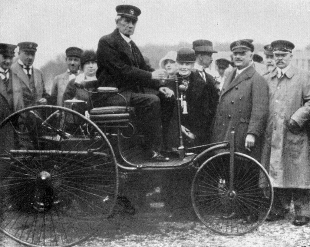 Ephéméride (1886) : La première Mercedes est brevetée