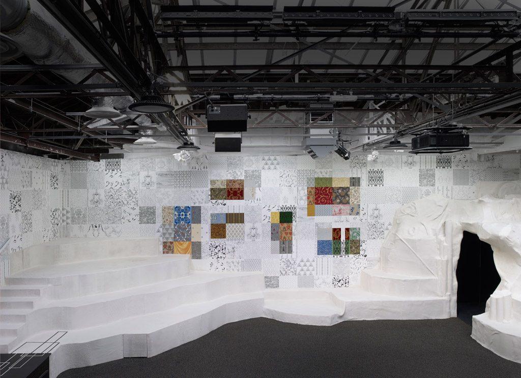 Inauguration de Toguna, lieu des savoirs au Palais de Tokyo