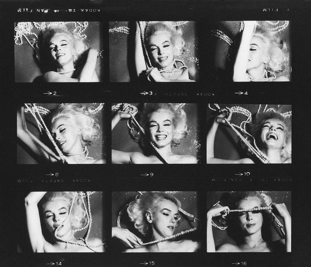 Découvrez Marilyn lors d'une visite privée à la Galerie de l'Instant