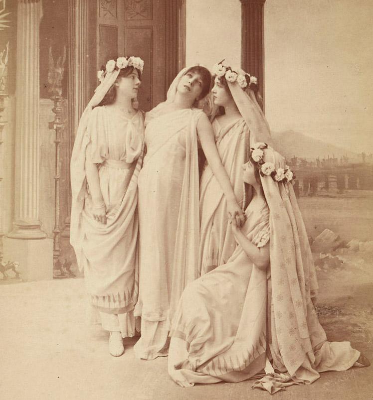 Ephéméride (1914) : Sarah Bernhardt reçoit la légion d'honneur