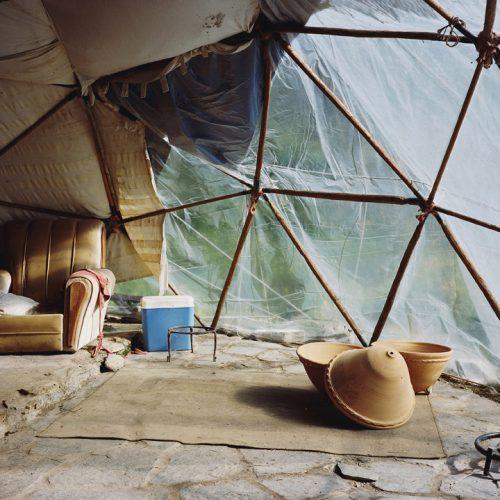 ©-Antoine-Bruy---Inside-a-geodesic-dome,-Sierra-del-Hacho,-Spain-2013