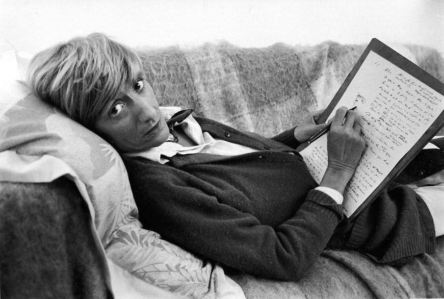 Ephéméride (1954) : Parution du premier roman de Françoise Sagan