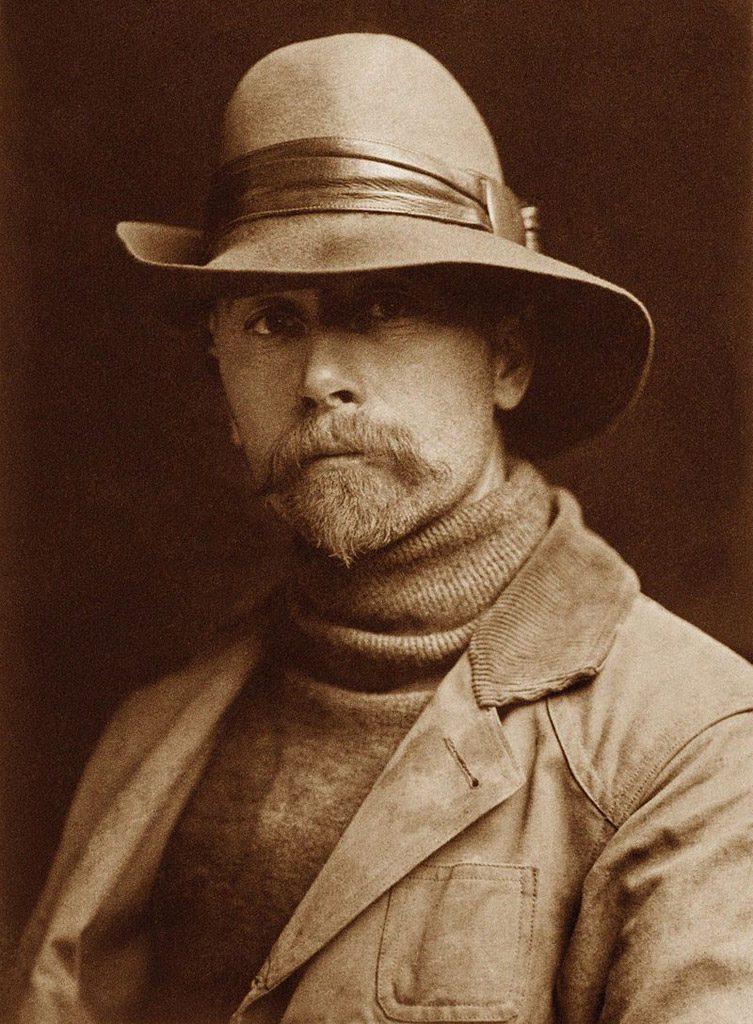 Né un 16 février : Edward Sheriff Curtis