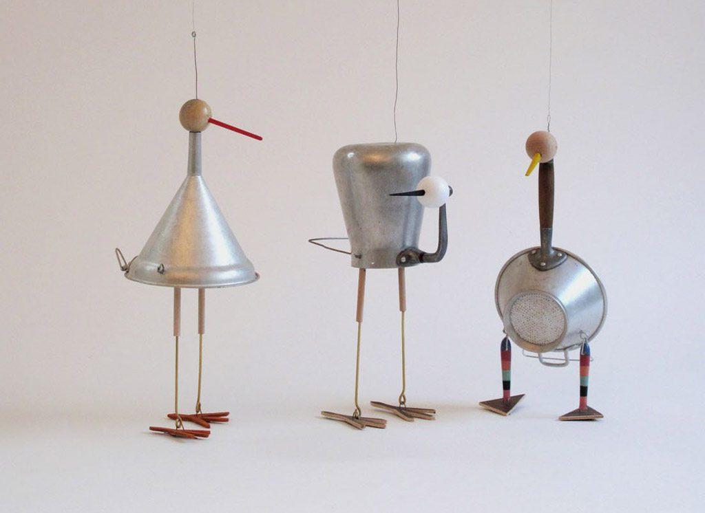 Sandra Hegedüs expose Julio Villani (Les invitées de la Galerie RX)