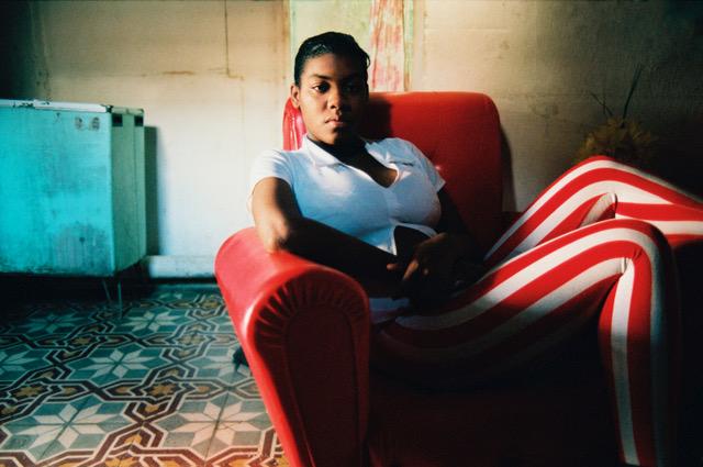 Yuleisy, Jinetera, Cuba , 1998