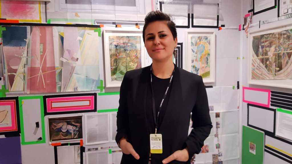Drawing Now : Joana P. R. Neves, Directrice artistique à l'international