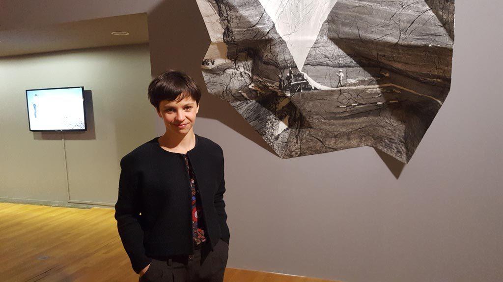 Rencontre avec Perrine Gamot, L'Observatoire de l'espace aux Abattoirs