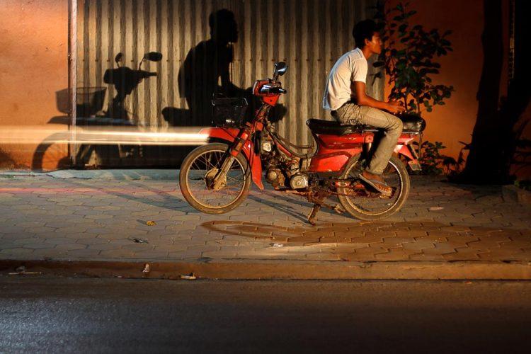 A-Moto-taxi-driver