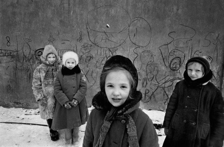 Gosses-+-graffitis-©-William-Klein