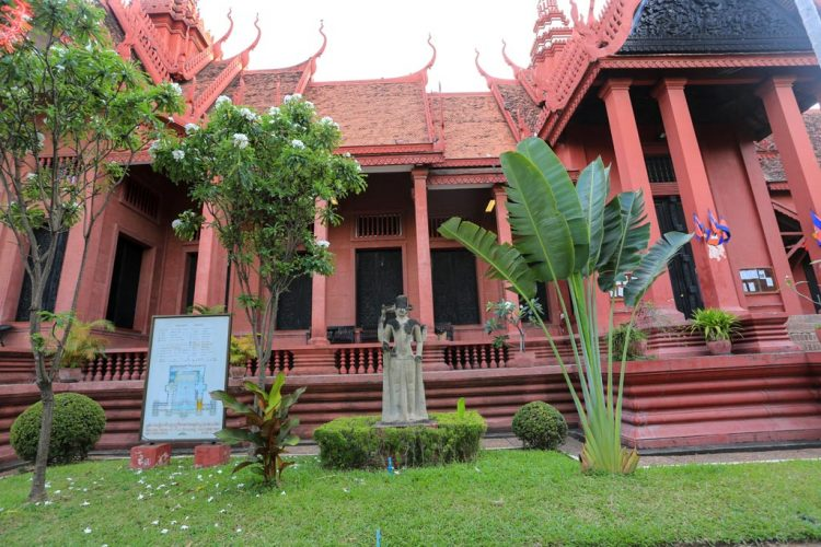 Musée-National-du-Cambodge