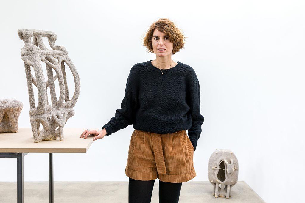 Rencontre avec Rebecca Digne, Centre international d'art et paysage de Vassivière