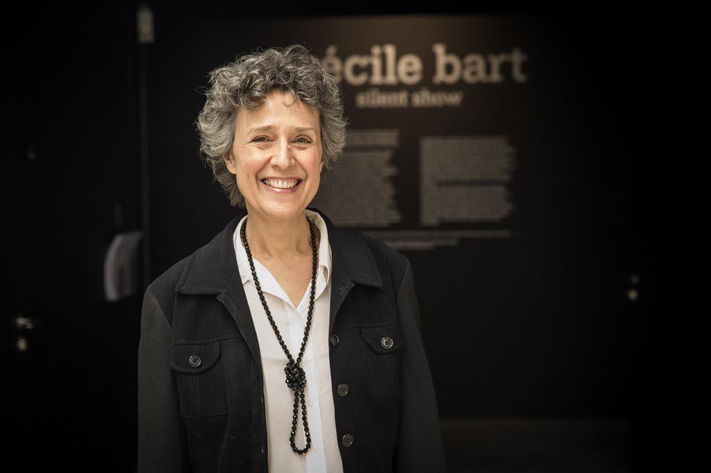 Cécile Bart et l'émancipation des images
