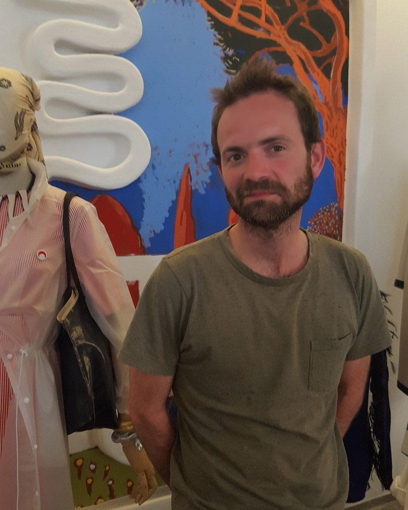 Hyères 2018 : Rencontre avec Matthieu Cossé