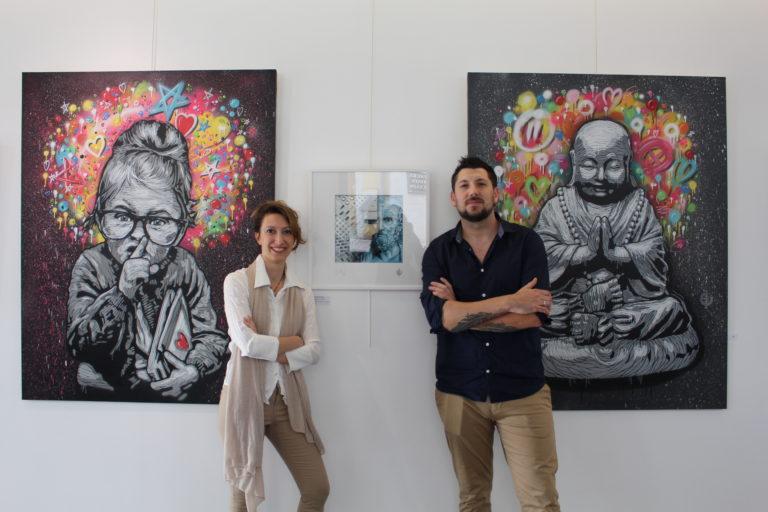 Aurélie Bellon & Sufyr : un duo coloré à la Croisée des Arts à Saint-Maximin