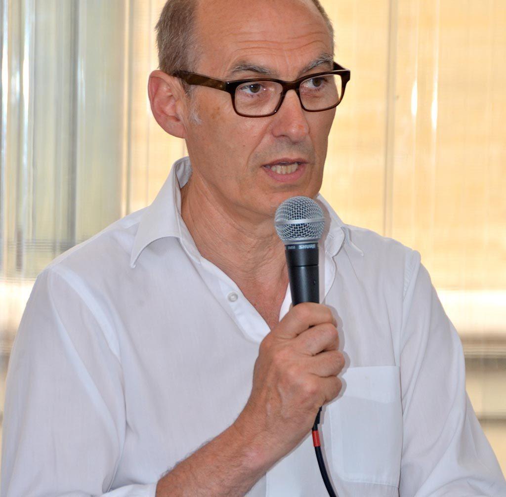Rencontre avec Thierry Ollat, directeur du Mac Marseille et commissaire associé de Quel amour !?