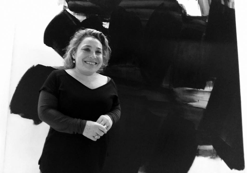 Rencontre avec Camille Morando, co-commissaire de l'exposition Soulages à la Fondation Gianadda