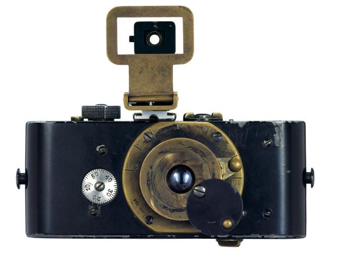 21_Ur-Leica,-built-by-Oskar-Barnack,-completed-in-1914-©-Leica-Camera-AG