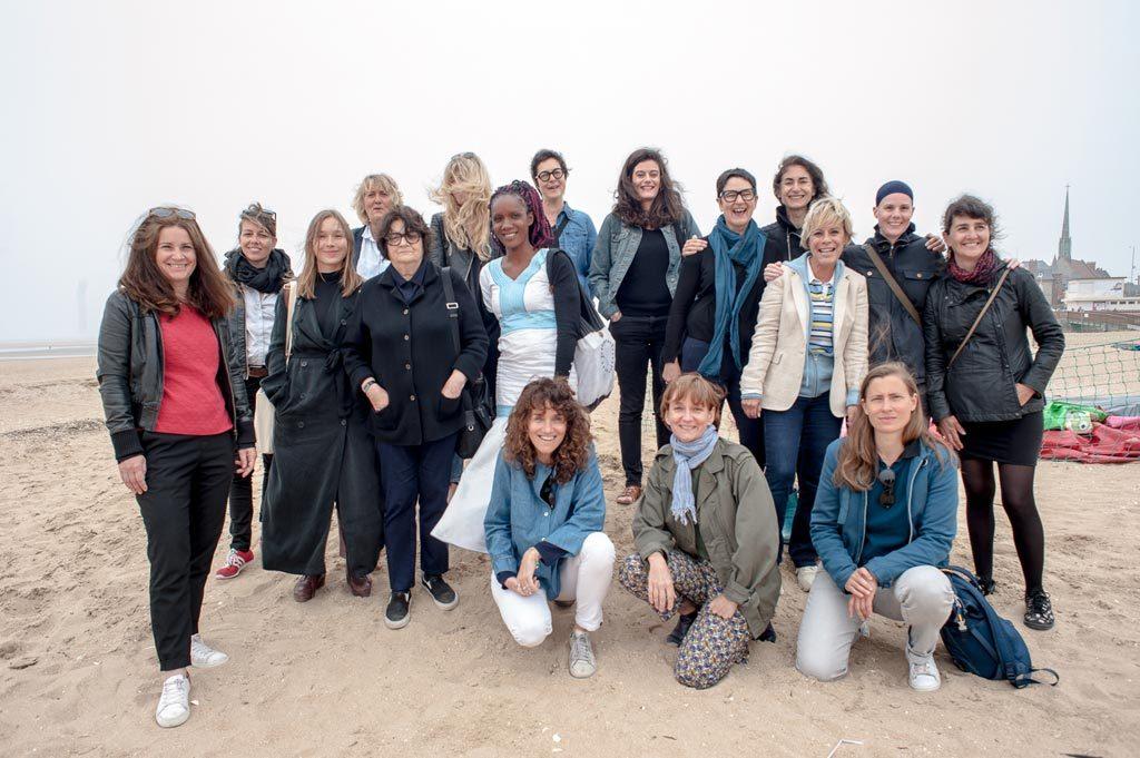 Les femmes s'exposent à Houlgate (1ère Partie)