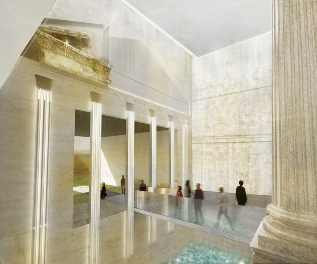 Le Musée de la Romanité ouvre ses portes à Nîmes