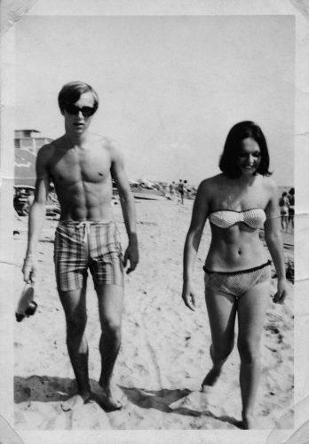Avec-Sandra,-Rimini,-1966
