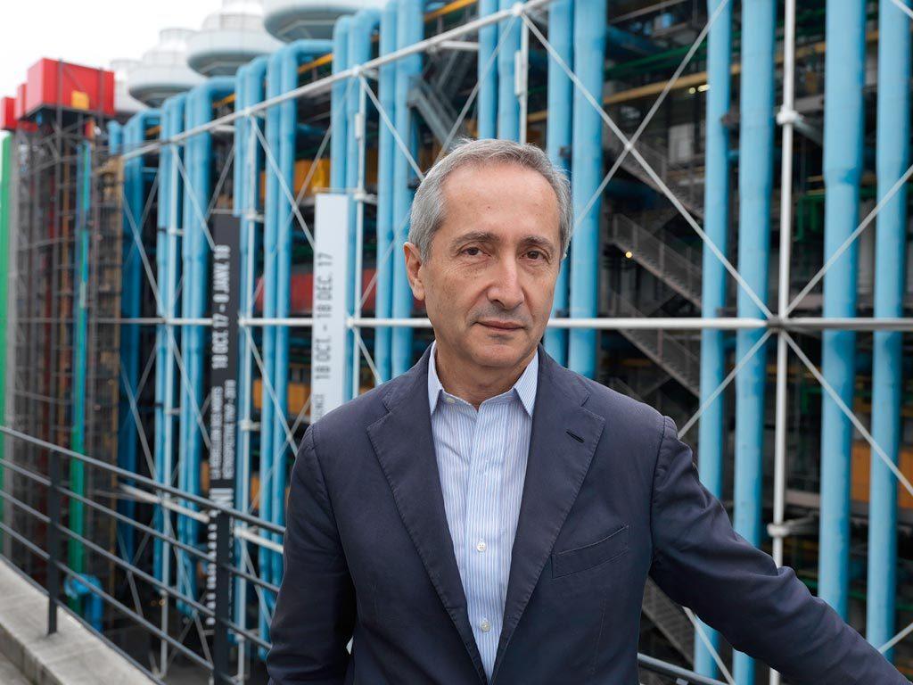Rencontre avec Bernard Blistène : Kanal, Centre Pompidou, Shangaï et les défis du musée de demain