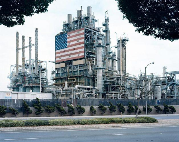 Mitch-Epstein--BP-Carson-Refinery,-California-2007