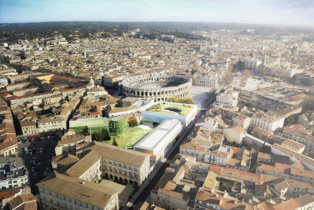 Rencontre avec Dominique Darde, conservatrice du musée de la Romanité de Nîmes