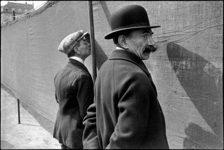 Né un 22 août : Henri Cartier-Bresson