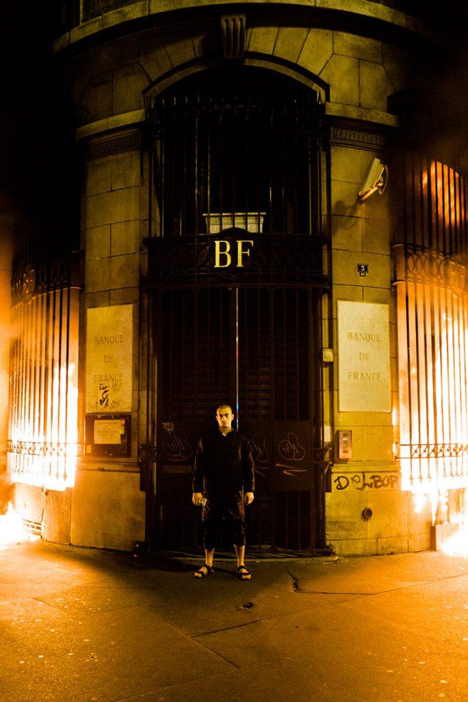 Perturbateur. Libération de Piotr Pavlenski
