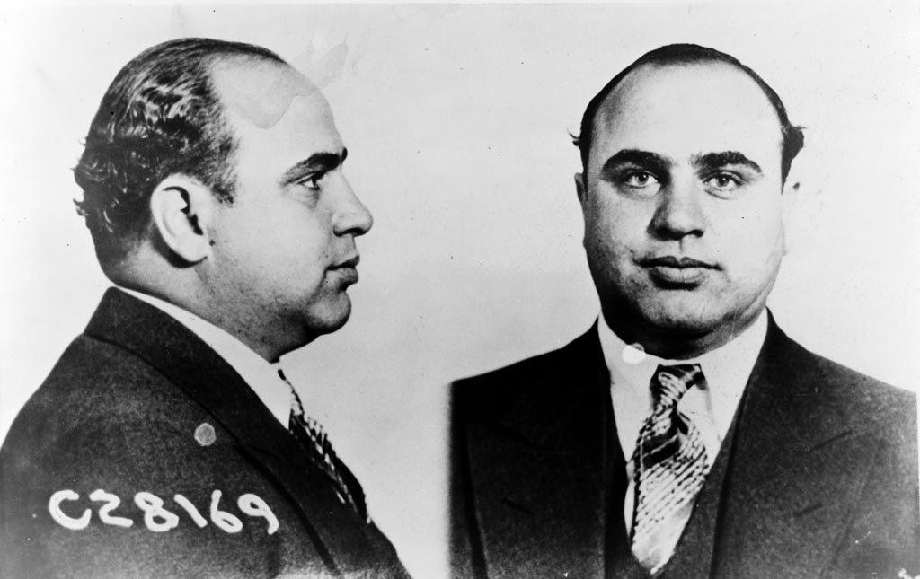 Ça s'est passé un 19 octobre : Condamnation d'Al Capone