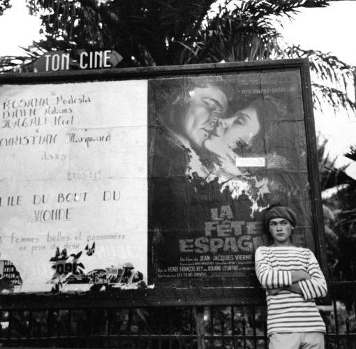 Au-bon-souvenir-de-Roland-Lesaffre,-Tunis,-1966